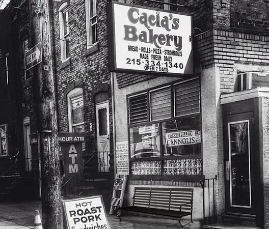 Cacia's Bakery